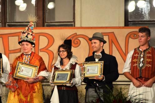 Premio festival Croazia - La Clicca - 2016
