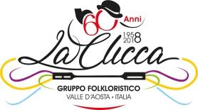 LA CLICCA logo 60 anni