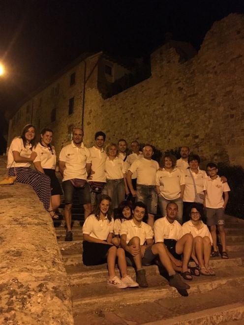 Festival Nazionale del folklore a Castiglione del lago - 2017