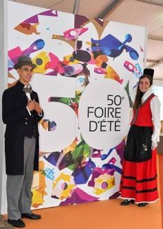 Inaugurazione 50° Foire d'été
