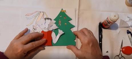 Video pop-up natalizio della Clicca